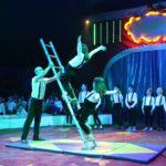 Die Akrobaten
