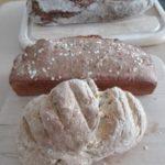 Unsere selbstgebackenen Brote
